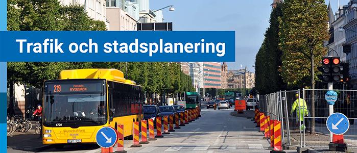 Trafik och stadsplanering
